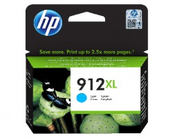 HP 3YL81AE Cartuccia inkjet ciano originale (912XL)