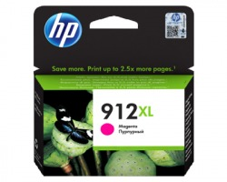 HP 3YL82AE Cartuccia inkjet magenta originale (912XL)