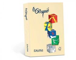 Favini A742304 Le cirque risma A4 160gr 250ff - giallo 100