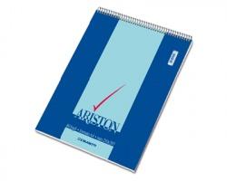 Blasetti 1090 Ariston - Blocco spiralato A4, 60 fogli con rigatura 1R - conf. 10pz
