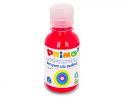 Primo 199TL125-300 Colore a tempera rosso vermiglio in bottiglia 125ml - 1pz