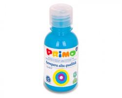 Primo 199TL125-501 Colore a tempera ciano in bottiglia 125ml - 1pz