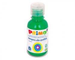Primo 199TL125-610 Colore a tempera verde brillante in bottiglia 125ml - 1pz