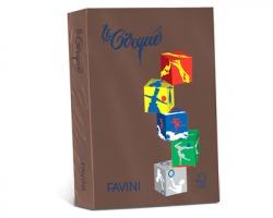Favini A74N304 Le cirque risma A4 160gr 250ff - colore castagna 310