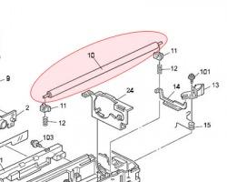 Ricoh Rullo Pulizia Fusore compatibile (AE04-2029)