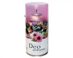 Bon Air parfum Deodorante ambiente, ricarica universale, da 250ml, profumazione Millefiori, made in Italy