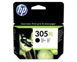 HP 3YM62AE Cartuccia inkjet nero originale (305XL)