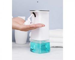 Dispenser automatico da tavolo con sensore ottico, erogazione a schiuma, capienza 280ml - 1pz