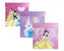 Disney Principesse scatola regalo misura 20 x 20 x 20 cm - 1pz