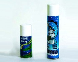 Neve bianca spray in bomboletta da 250ml
