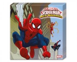 Spiderman Tovaglioli in carta - conf. 20pz