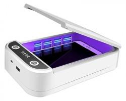 Sterilizzatore stazionale UV per la disinfezione di piccoli oggetti - 1pz