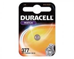 Duracell D377 batteria al litio 1.5V per orologi blister da 1pz