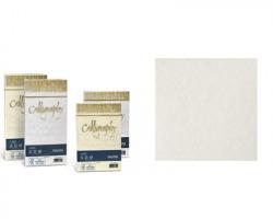 Favini A570617 Calligraphy Lino 12cm x 18cm 25 buste - bianco 01