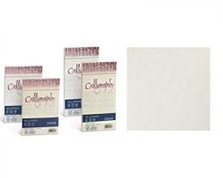Favini A570427 Calligraphy Millerighe 12cm x 18cm 25 buste - bianco 01