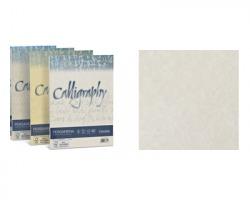 Favini A694204 Calligraphy pergamena - 50 fogli f.to A4 90gr - perla 10