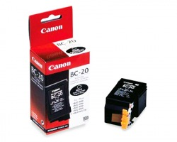 Canon BC20 Cartuccia inkjet nero originale (0895A002) (F450561500)