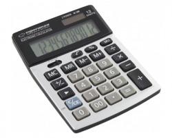 Esperanza ECL102 Calcolatrice da tavolo a 12 cifre, taasti grandi