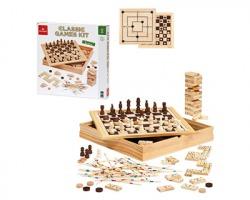 Dal Negro 053978 Classic games kit