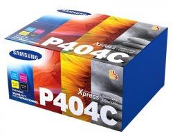 Samsung SU365A Toner pack nero ciano magenta giallo originale (CLTP404C)