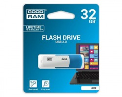 GOODRAM Pendrive 32GB UCO2 MIX USB 2.0, retail blister