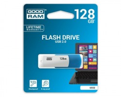 GOODRAM Pendrive 128GB UCO2 MIX USB 2.0, retail blister