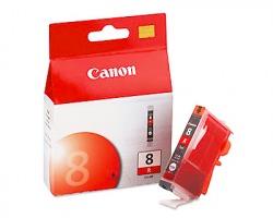 Canon CLI8R Cartuccia inkjet rosso originale (0626B001)