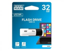 GOODRAM Pendrive 32GB UCO2 USB 2.0, retail blister