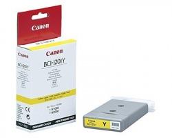 Canon BCI1201Y Cartuccia inkjet giallo originale (7340A001)