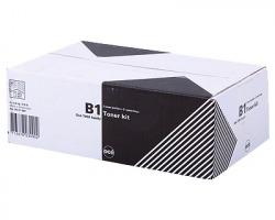 Ocè 25001867 Kit 1x2 Toner nero + 1 vaschetta recupero toner originale (BLKB1)
