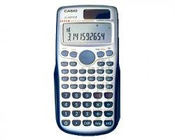 Casio FX-3650PII Calcolatrice programmabile display 2 linee 16 caratteri