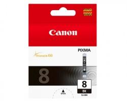 Canon CLI8BK Cartuccia inkjet nero originale 360 copie (0620B001)
