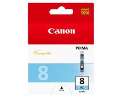 Canon CLI8PC Cartuccia inkjet ciano photo originale (0624B001)