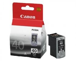 Canon PG40BK Testina di stampa + cartuccia inkjet nero originale (0615B001)