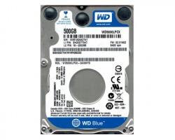 "Western Digital BLUE Hard disk interno 500 GB, 2.5"", SATA III, 16 MB (WD5000LPCX)"