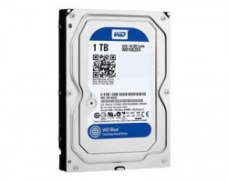 "Western Digital BLUE Hard disk interno 1TB Interfaccia Sata III 6 Gb / s 3.5"" Buffer 64 MB 7200RPM (WD10EZEX)"