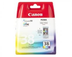 Canon CL38 Testina di stampa + cartuccia inkjet colore originale