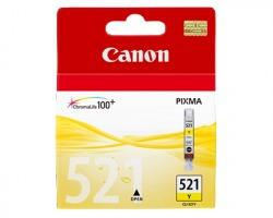 Canon CLI521Y Cartuccia inkjet giallo originale (2936B001)