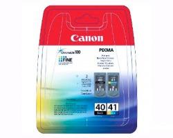 Canon PG40/CL41 Multipack inkjet nero originale + colore (0615B043)