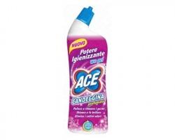 Ace CN1120 Ace - candeggina gel profumata per wc, igienizza (700ml) 1pz