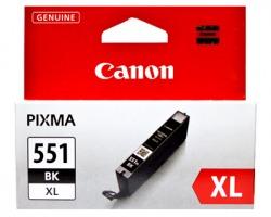 Canon CLI551BKXL Cartuccia inkjet nero originale alta capacità (6443B001AA)
