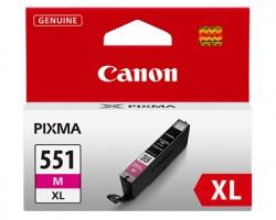 Canon CLI551MXL Cartuccia inkjet magenta originale alta capacità (6445B001AA)
