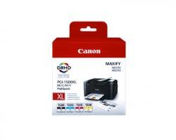 Canon PGI1500XL Multipack cartucce inkjet 4 colori originale(9182B004)