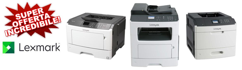 Stampanti Lexmark